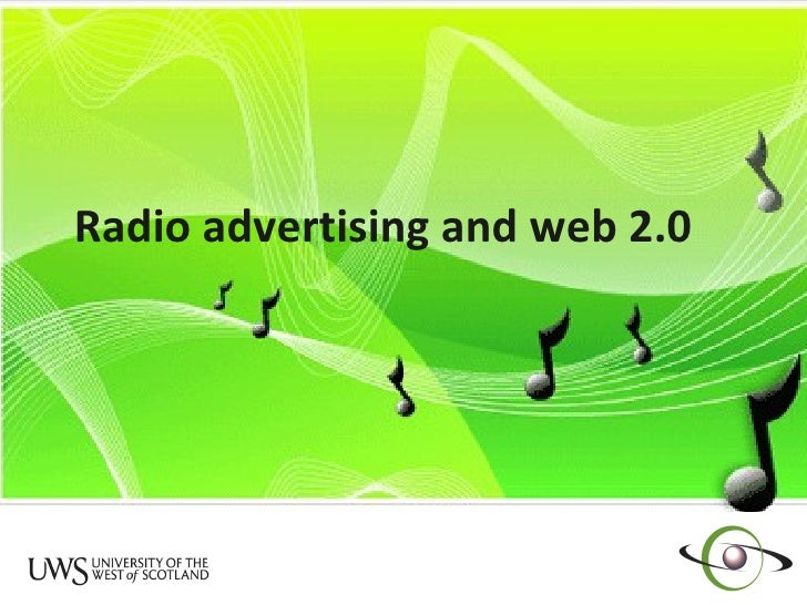 Uws Radio & Web 2.0