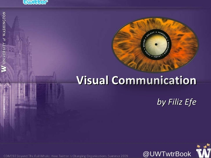 Visual Communication by Filiz Efe