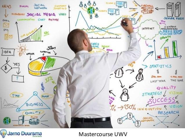 Uwv mastercourse- 19 september