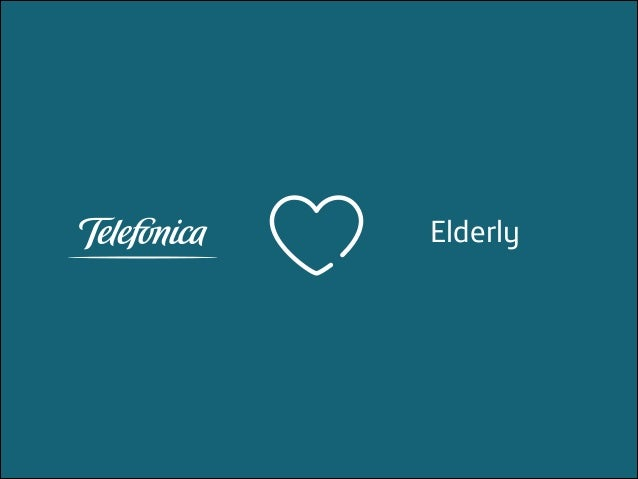 UX at Telefonica Digital - Design for Active Ageing