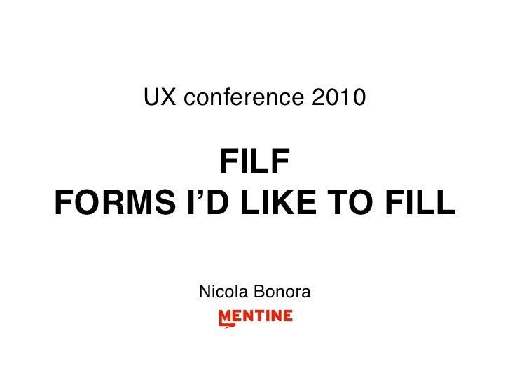 Usabilità e form: un punto cruciale per l'esperienza d'uso e il coinvolgimento