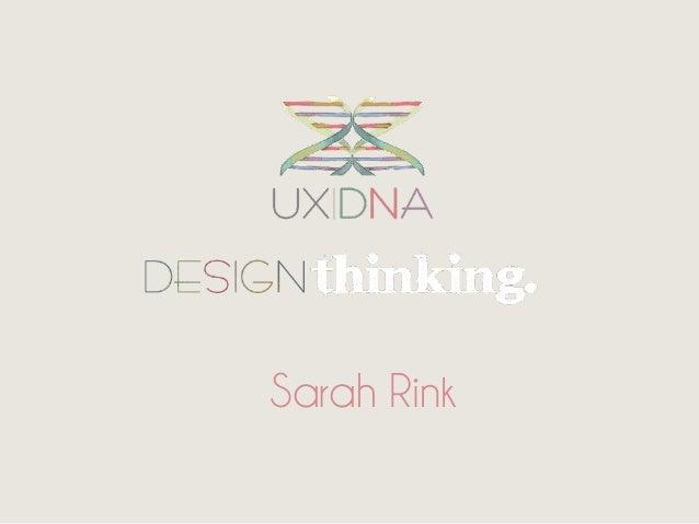 Sarah Rink