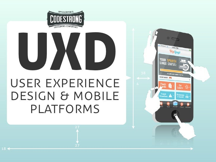 Designing an Awesome Mobile User Experience