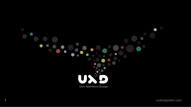 UXD - Why we do what we do
