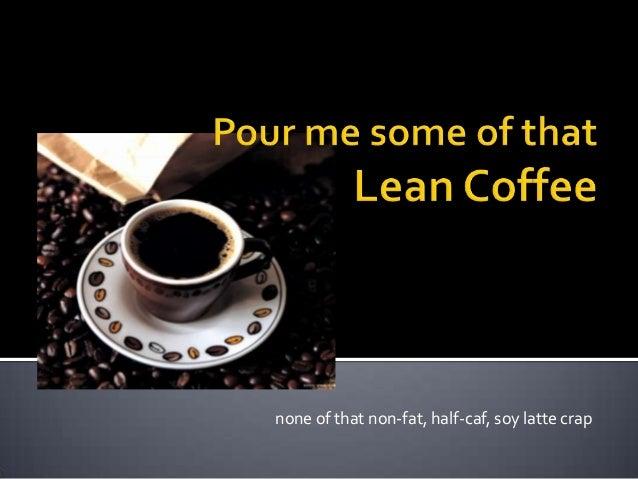Ux forum lean coffee with kanban