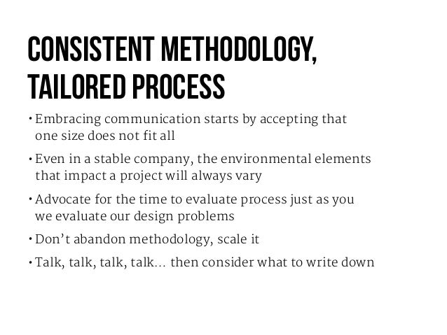 What is methodology and how can I write one?