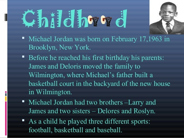 a biography of michael jordan and his basketball career Larry joe bird is an american former iconic basketball player this biography profiles his childhood, family, personal life, basketball career, records etc.