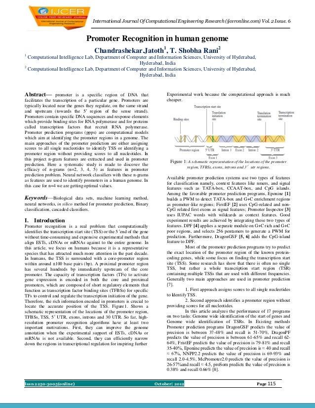 International Journal Of Computational Engineering Research (ijceronline.com) Vol. 2 Issue. 6                             ...