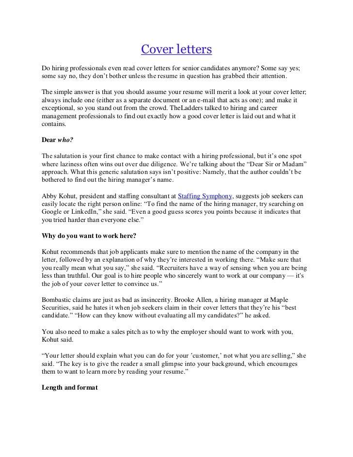 Cover Letter Length. Download Cover Letter Length Wonderful ...