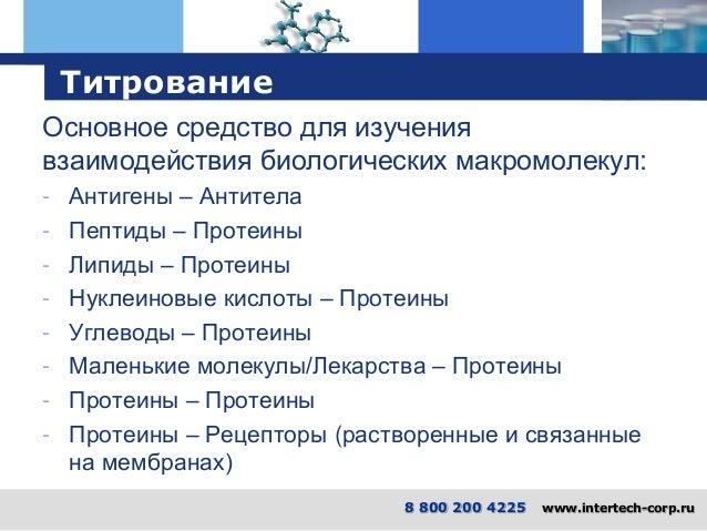 Антитела - Пептиды