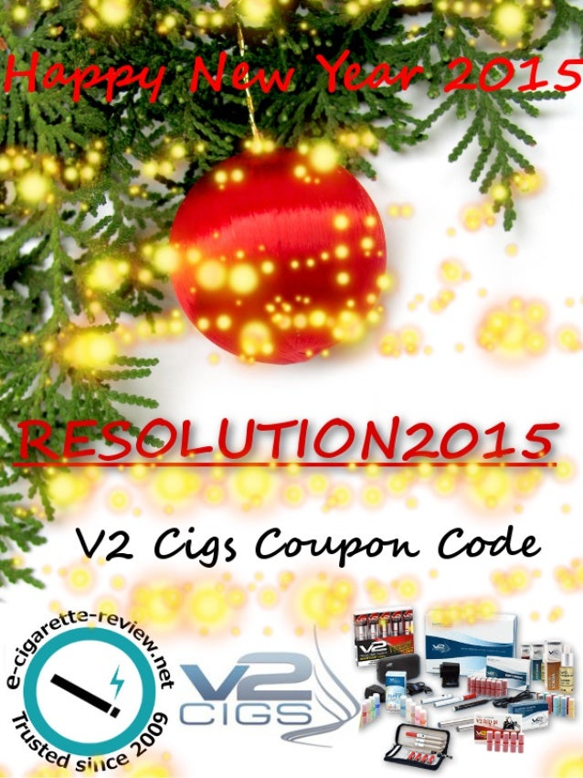 V2 cigarette coupon code