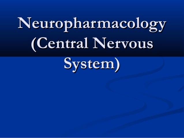 Molecular neuropharma