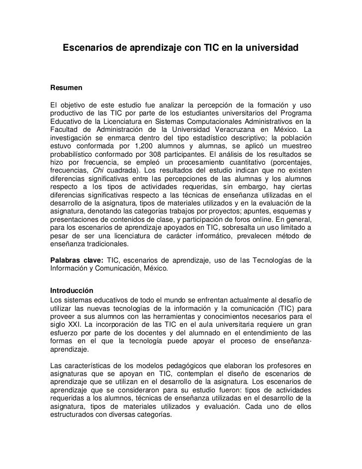 Entregable_Proyecto:Escenarios de aprendizaje con TIC