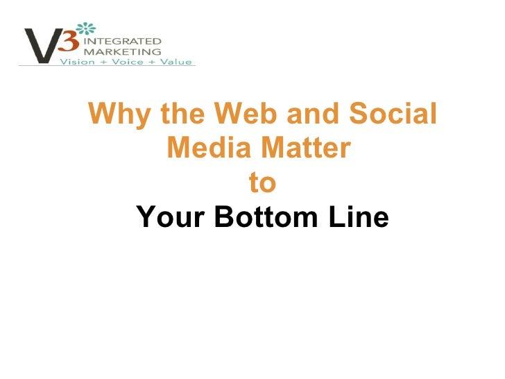 Social Media Works - V3 Integrated Marketing
