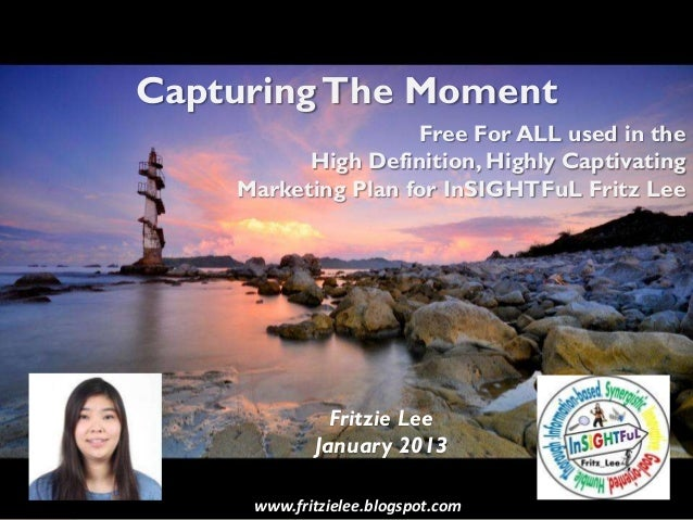 Capturing The Moment                    Free For ALL used in the          High Definition, Highly Captivating    Marketing...