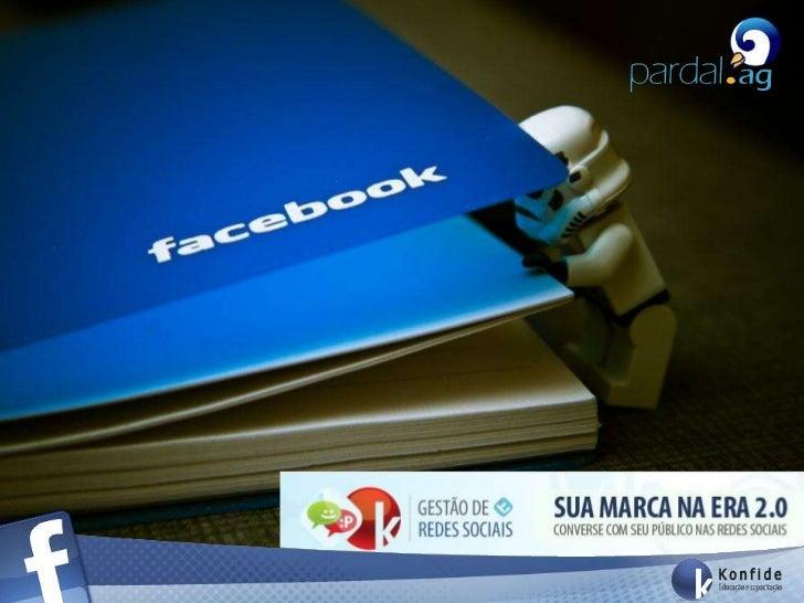 Gestão de Redes Sociais - Módulo Facebook