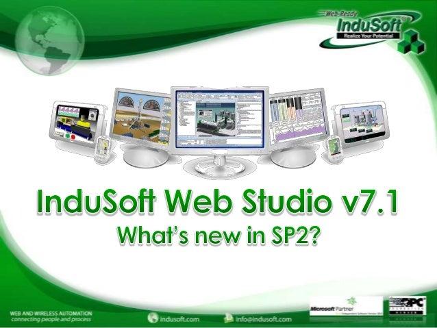 Introduction to InduSoft Web Studio w7.1 + SP2