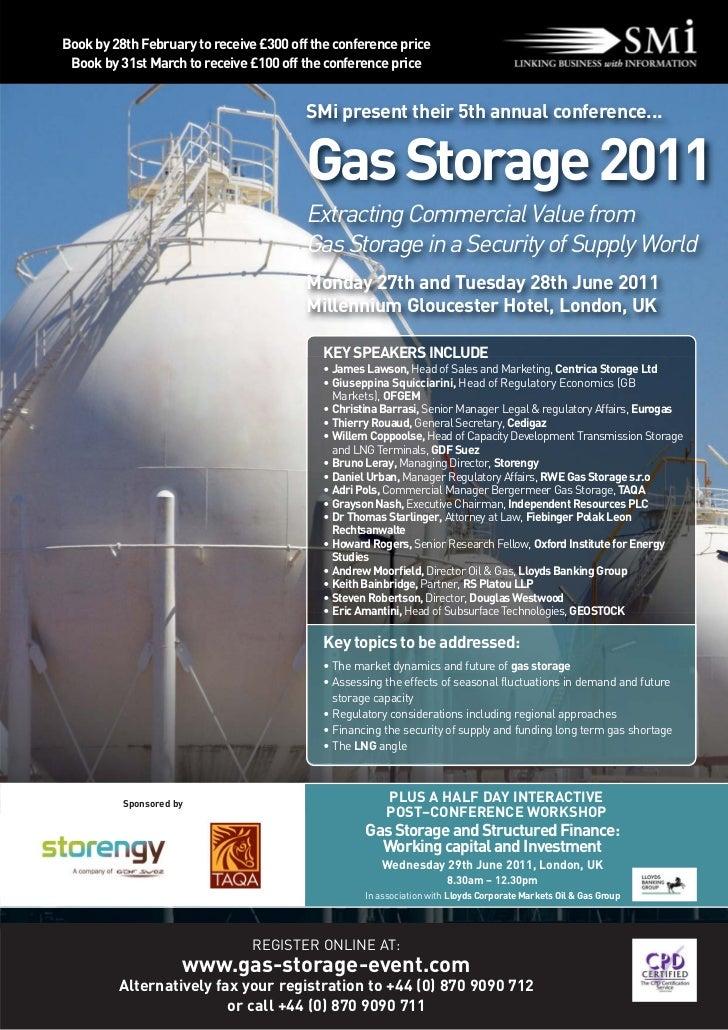 V82 Gas Storage 2011