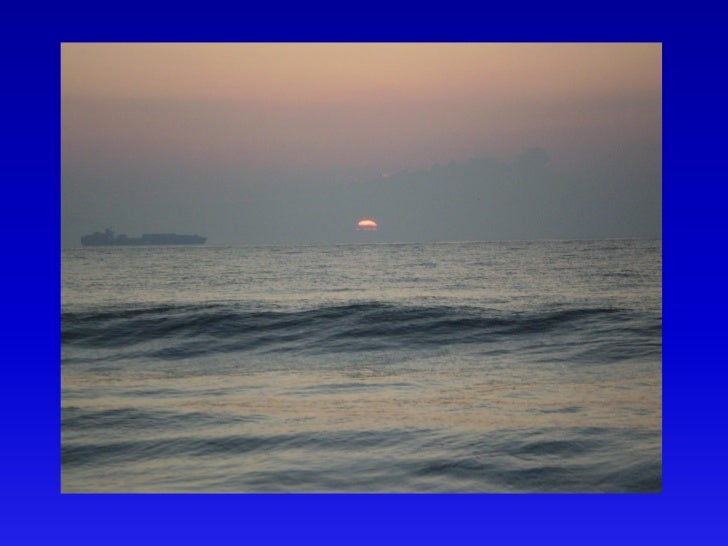 Va Beach Sun Rise