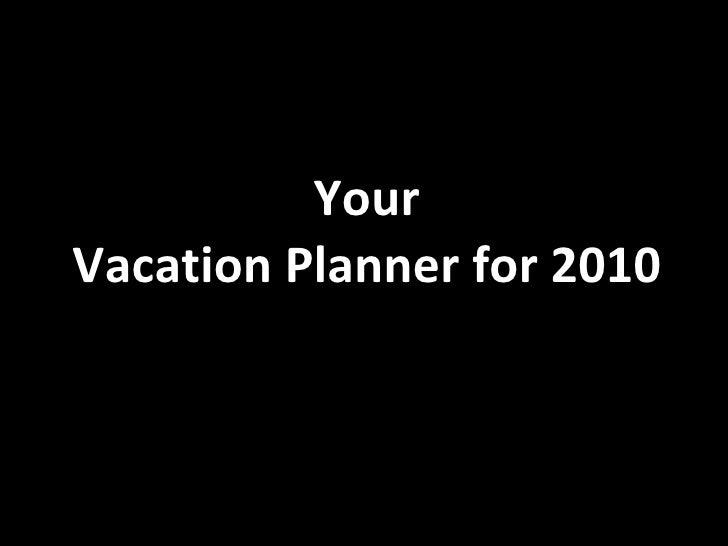Vacation high