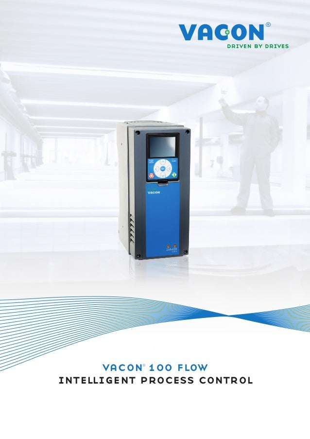VACON 100 FLOW brochure