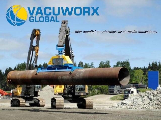 Vacuworx client presentation spanish