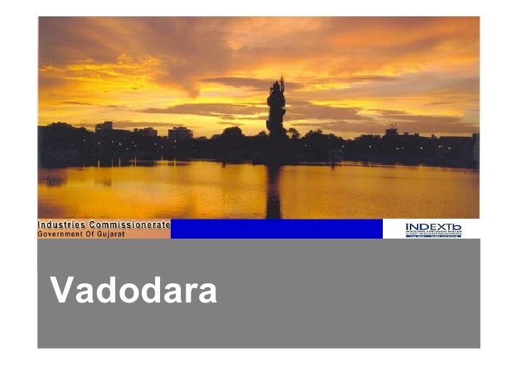 Vadodara - District Profile