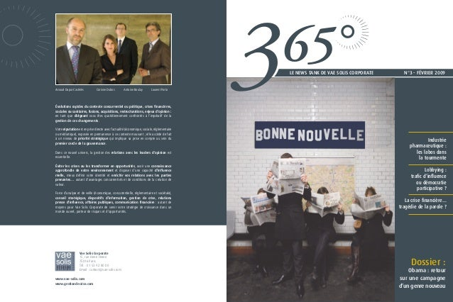 Vae Solis Corporate 365 n°3