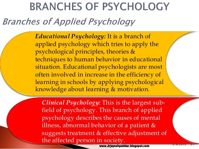 abnormal psychology is the branch of Abnormal psychology is a branch of psychology that deals with psychopathology and abnormal behavior, often in a clinical context the term covers a broad range of disorders, from depression to obsessive-compulsive disorder (ocd) to personality disorders.