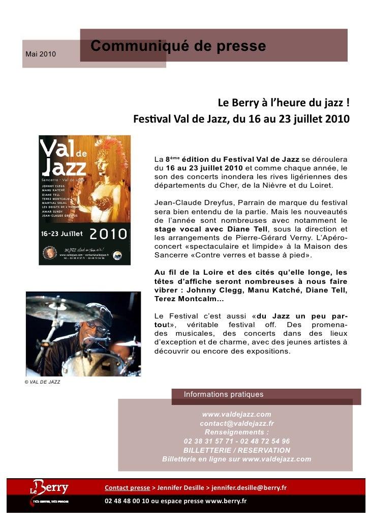 Val de Jazz 2010