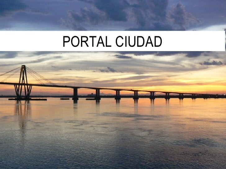 Portal Ciudad - Capital simbólico