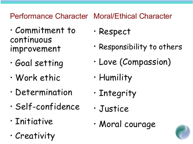 ethical integrity essay