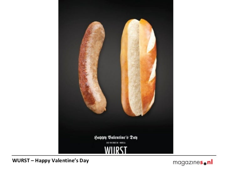 Creatives in love, Valentine's Day in advertising...