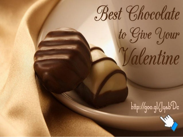 Chocolate - Best Gifts for Valentine's Day