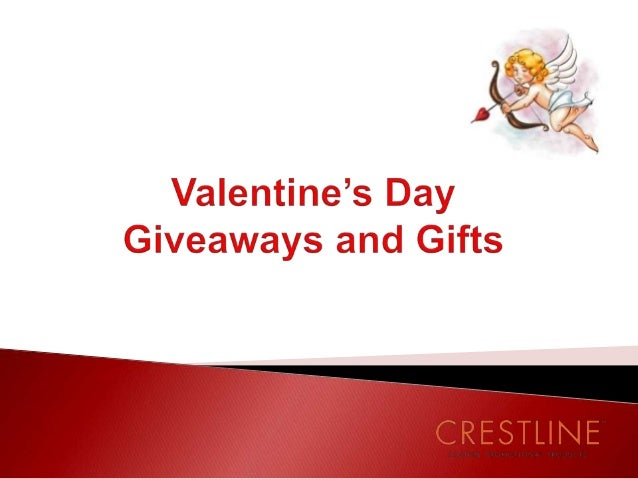 Valentine's Day Promotional Gifts