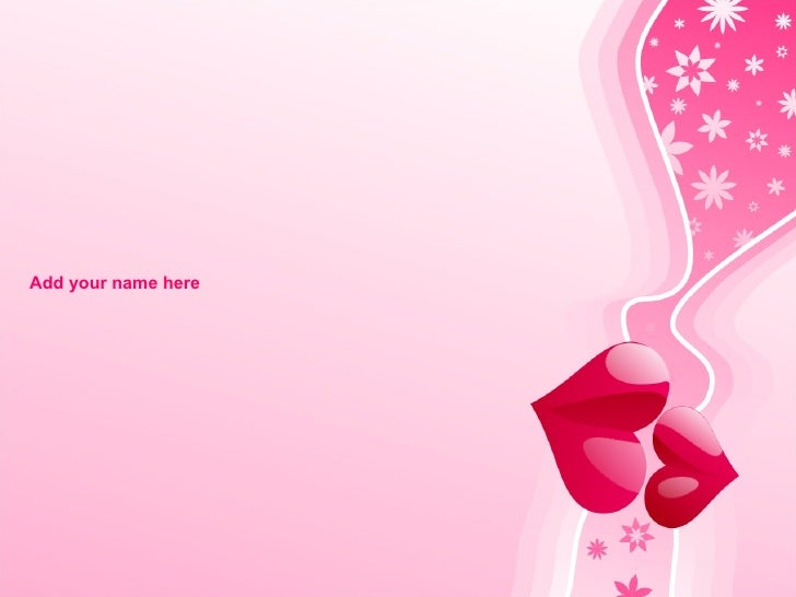 Free Valentine's Day PowerPoint Template (13)