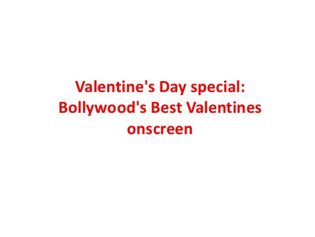 Valentine's Day special: Bollywood's Best Valentines onscreen