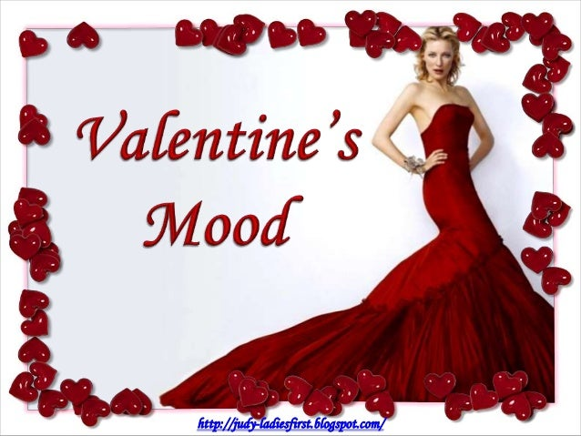 VALENTINE'S MOOD