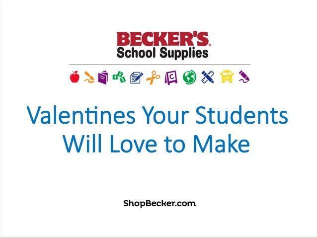 Valen&nes Your Students  Will Love to Make