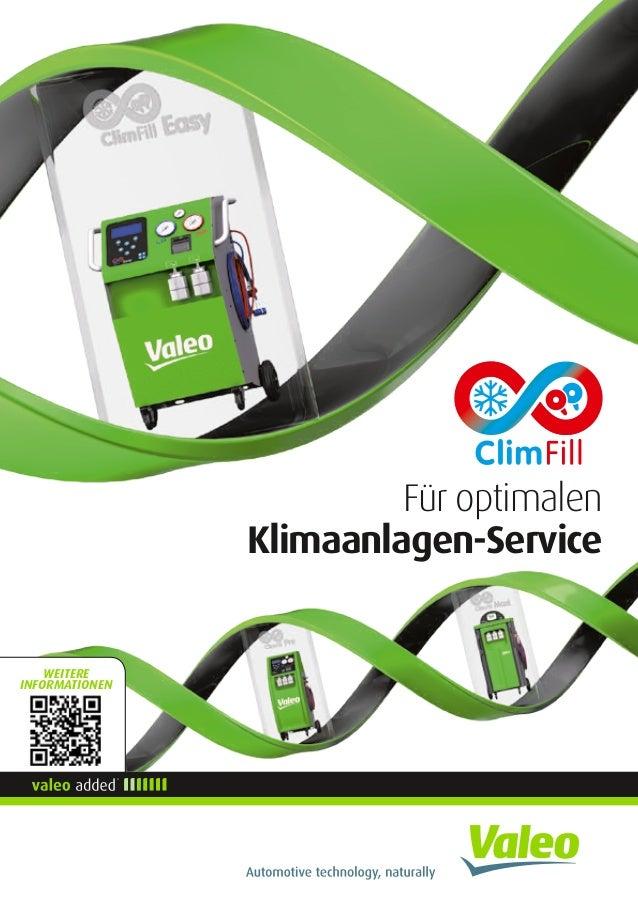 WEITERE INFORMATIONEN Für optimalen Klimaanlagen-Service
