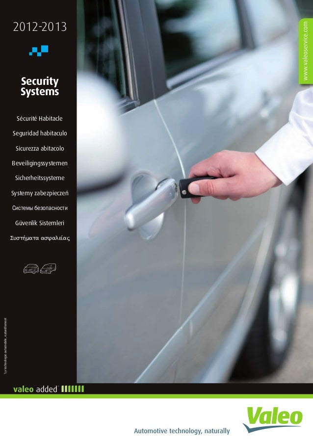 2012-2013                                               Security                                               Systems    ...