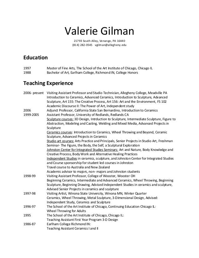 fine art teacher cover letter How to write a cover letter when you have no experience fine to evoke experience you best example of a great cover letter recommended by forbes.