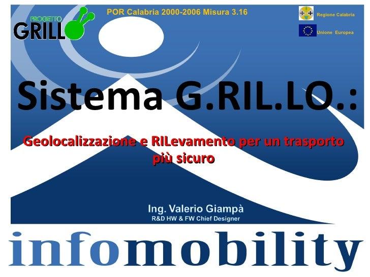 POR Calabria 2000-2006 Misura 3.16   Regione Calabria                                                    Unione Europea   ...