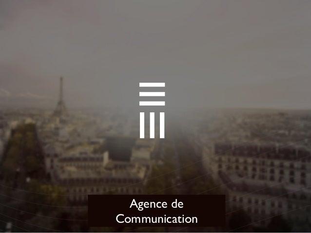 Agence deCommunication