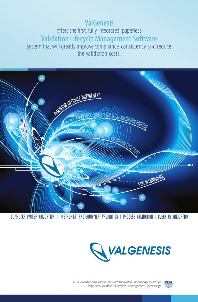 ValGenesis – Validation Lifecycle Management Software solution for Regulated Life Science companies including Biotech, Pharmaceutical and Medical Devices companies.
