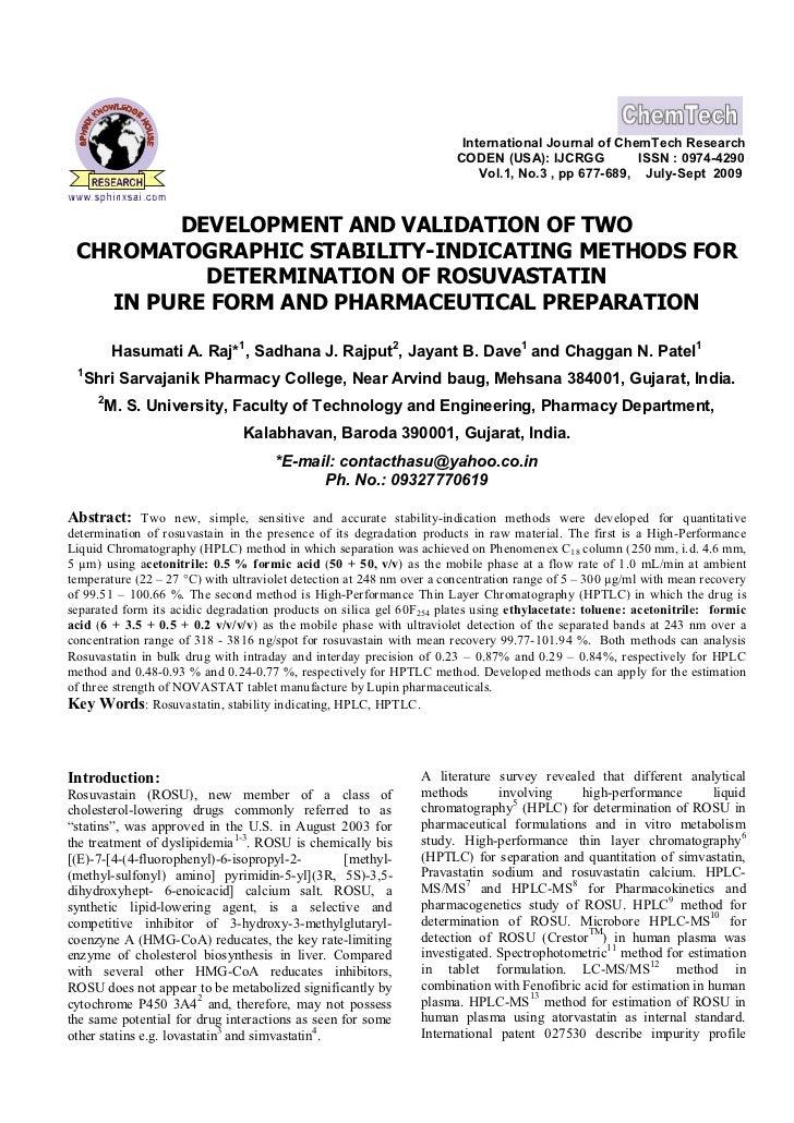 International Journal of ChemTech Research                                                                        CODEN (U...