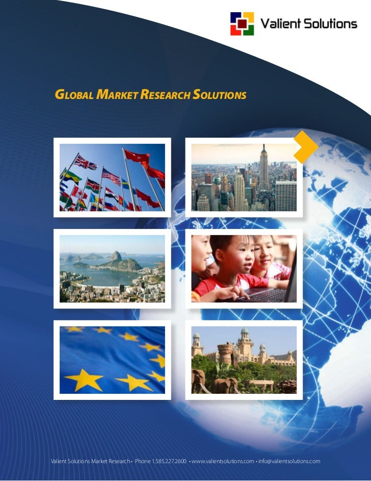 Valient Solutions Market Research Brochure