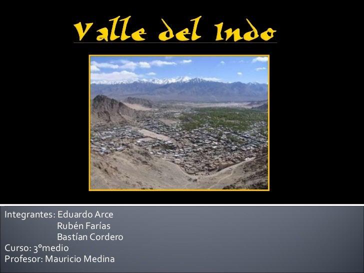 Integrantes: Eduardo Arce Rubén Farías Bastían Cordero Curso: 3°medio Profesor: Mauricio Medina