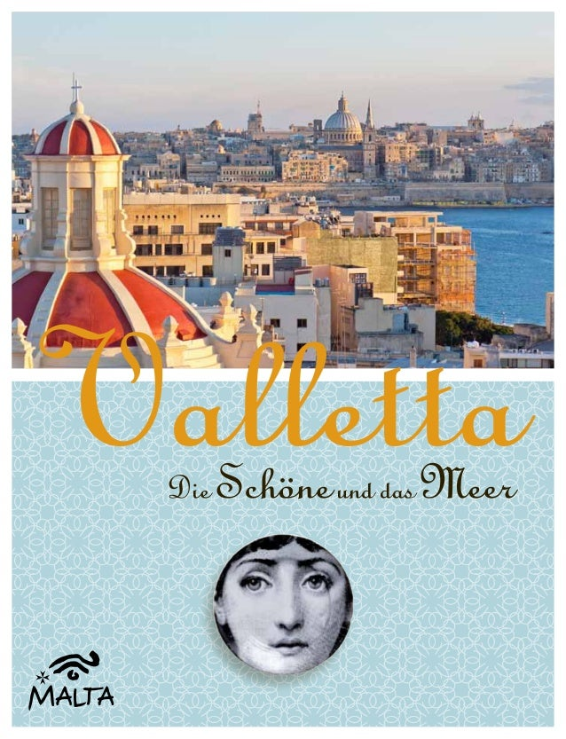 Valletta Broschüre