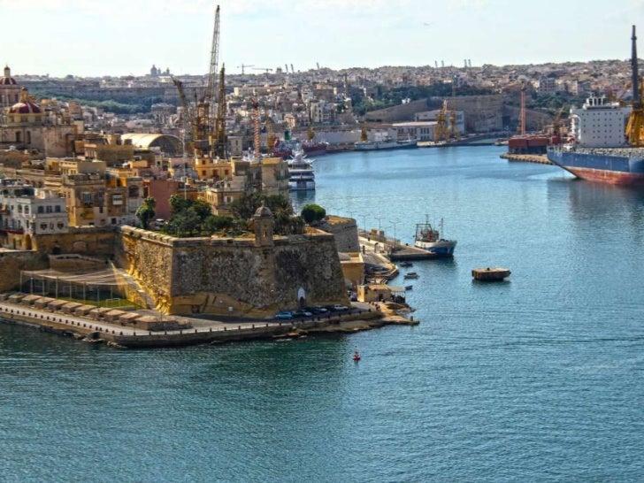 Valletta the fortress knights of Malta